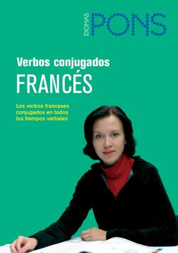 9788484432852: Verbos conjugados Francés (Pons - Verbos Conjugados)