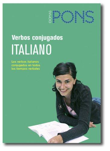 Verbos conjugados Italiano (Pons - Verbos Conjugados): Editorial