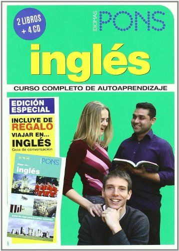 9788484433002: Curso Pons Ingles (2lib.+4cd's)