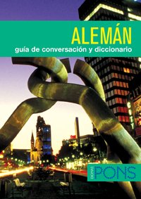 9788484433064: Guía de conversación - Alemán (Pons- Guia Conversacion+dic)