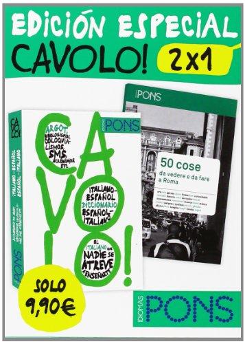 9788484433170: DICCIONARIO ARGOT ESPECIA ITA/ESP CAVOLO