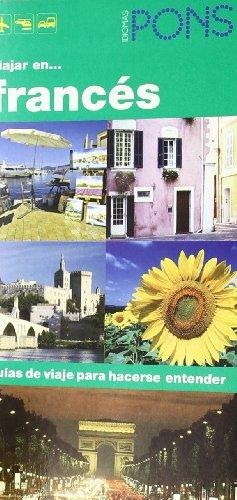 9788484433200: Viajar en... Francés (Pons- Viajar En...)
