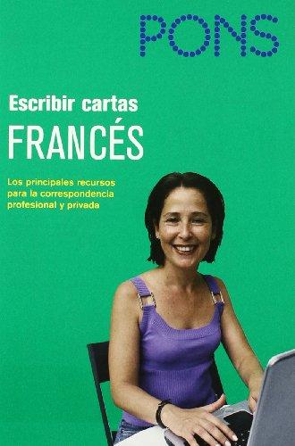 9788484433439: ESCRIBIR CARTAS (FRANCES) (PONS)