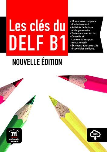 9788484433569: Les clés du nouveau DELF B1 - Libro del alumno + CD (Fle- Texto Frances)