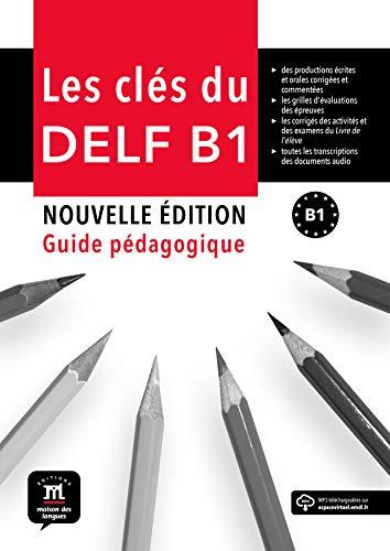 9788484433583: Les cles du nouveau DELF B1 Profesor + CD (French Edition)