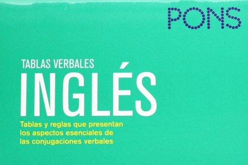 9788484433842: Tablas verbales Inglés. Nueva edición