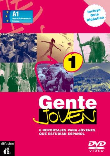 Gente Joven 1 DVD + Guía didáctica (Ele - Texto Español): Mart�nez Sall�s, ...