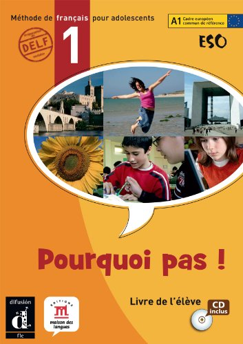 9788484434078: Pourqoi Pas! Book + Cd (French Edition)