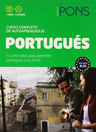 9788484434245: Curso PONS Portugués - 1 libro + 2 CD (Pons - En La Empresa)