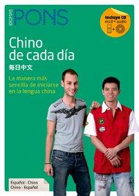 9788484434580: Pons Chino de cada dia. (Incluye CD-MP3 + Audio)