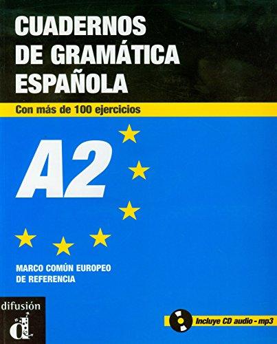 9788484434757: Cuadernos de gramática española. A2. Ejercicios. Per le Scuole superiori. Con CD Audio: Cuadernos de gramática española A2 + CD audio MP3 (ELE ADULTE 5.5%)