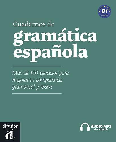 9788484434764: Cuadernos de gramática española B1 + CD audio MP3 (Ele - Texto Español)
