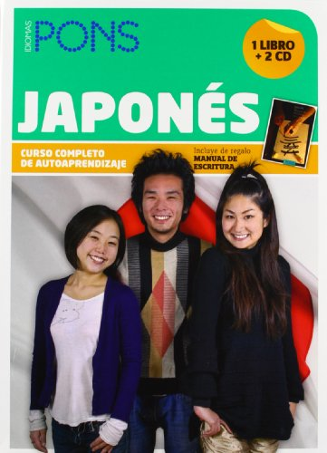 9788484434870: Curso Pons Japones (Japanese Edition)