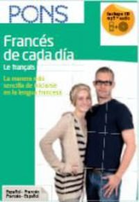 9788484434900: Francés de cada día CdMp3, nueva edición (Pons - De Cada Dia)