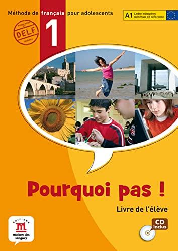 9788484435006: Pourquoi Pas!: Livre D'Eleve & CD 1