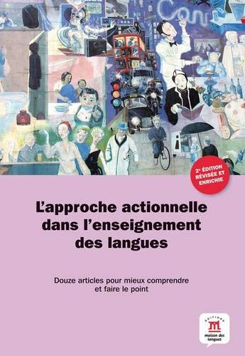 9788484435457: approche actionnelle dans l'enseignement des langues