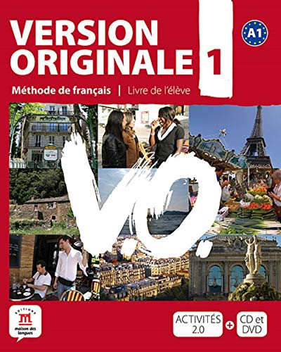 Version Originale, A1 Eleve (French Edition) (Spanish: Monique Denyer, Agustin