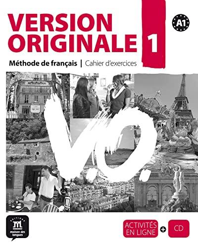 Version Originale 1 : Cahier d'exercices: Michael Magne; Marie-Laure