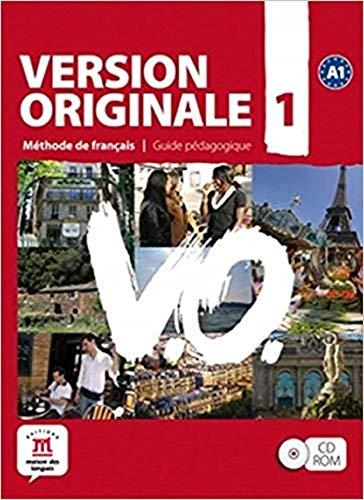9788484435624: Version Originale A1. Guide pedagogique (French Edition)