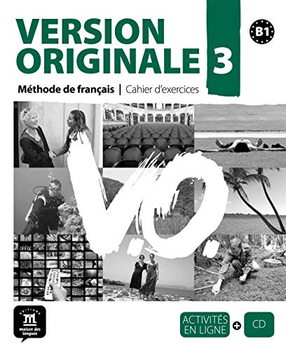9788484435679: Version Originale 3 - Cahier d'exercices + CD (French Edition)