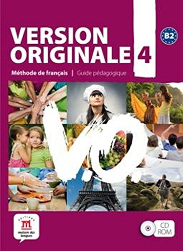 9788484435716: Version Originale 4. Guide pedagogique (French Edition)