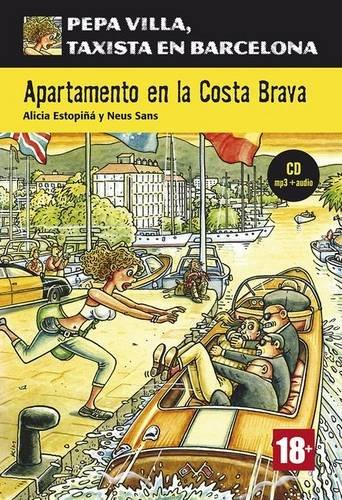 9788484435914: Pepa Villa, Taxista En Barcelona: Apartamento En LA Costa Brava + CD (Nivel A2) (Spanish Edition)