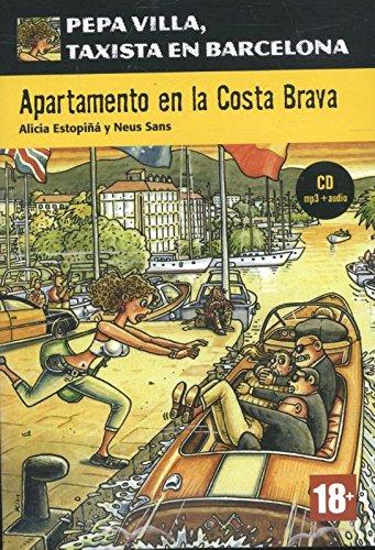 APARTAMENTO EN LA COSTA BRAVA + CD: Sans, Neus