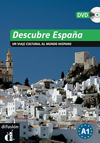 9788484435921: Descubre España. Libro + DVD (Descubre (difusion))