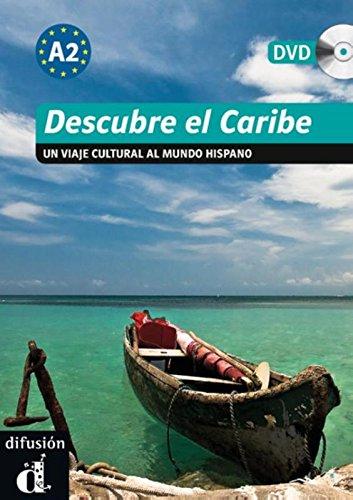 9788484435938: Descubre el Caribe. Libro + DVD (Spanish Edition)