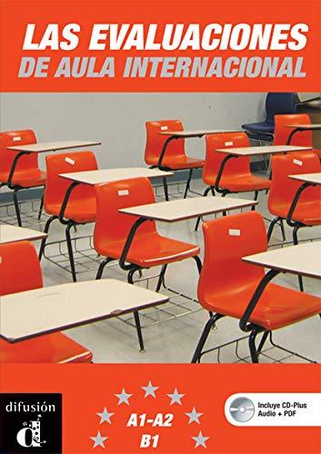 9788484435976: Evaluaciones de Aula internacional + CD-plus (Ele - Texto Español)