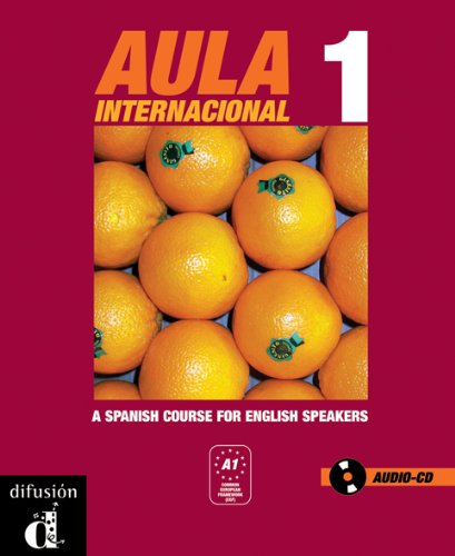 9788484436409: Aula internacional 1 A Spanish course for English Speakers