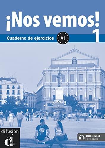 9788484436522: Nos vemos! 1. Cuaderno de ejercicios + CD (Spanish Edition)