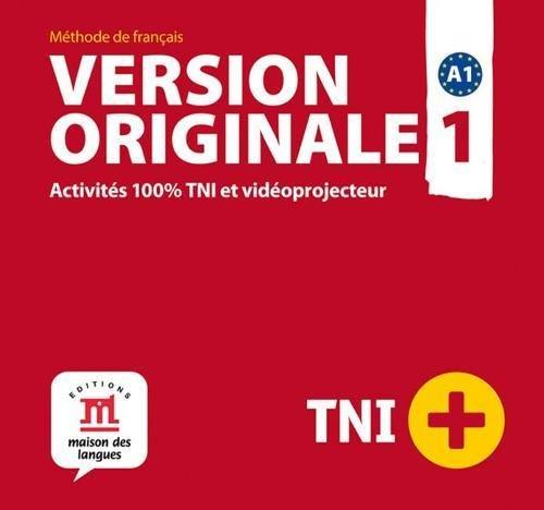 9788484436928: Version Originale A1. Activités TNI+ (Fle- Texto Frances)