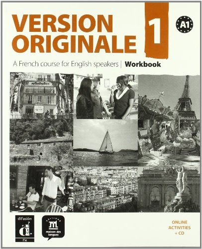 9788484436942: Version originale 1 - cahier d'exercices - version anglaise (French Edition)