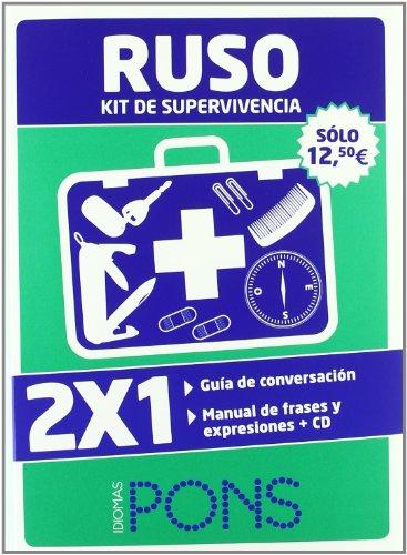 9788484437147: Kit de supervivencia Ruso