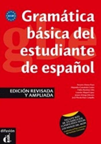 9788484437260: Grammatica basica del estudiante de espanol : A1-B1