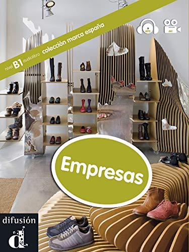 9788484437314: Empresas. Con DVD. Per le Scuole superiori: Empresas, Marca España + CD