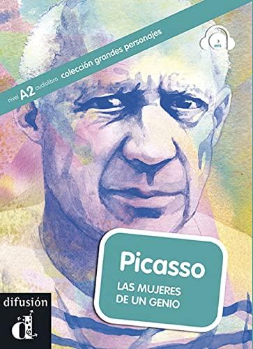 9788484437352: Picasso las mujeres de un genio. Per le Scuole superiori. Con CD Audio [Lingua spagnola]: Picasso, Grandes Personajes + CD