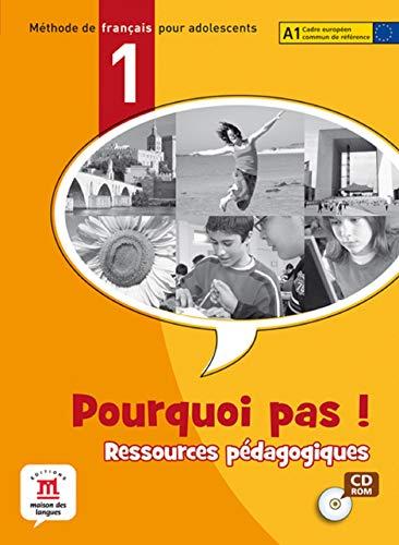 9788484437703: Pourquoi pas ! 1 - Pack de ressources pédagogiques CD-ROM (Fle- Texto Frances)