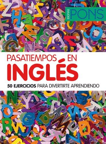 9788484437802: Pasatiempos en inglés (Pons - Pasatiempos)