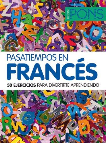 9788484437819: Pasatiempos en Francés