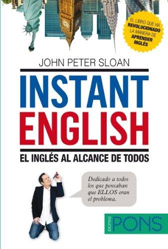 9788484438427: Instant English - Manual de inglés para principiantes (Pons - Instant)