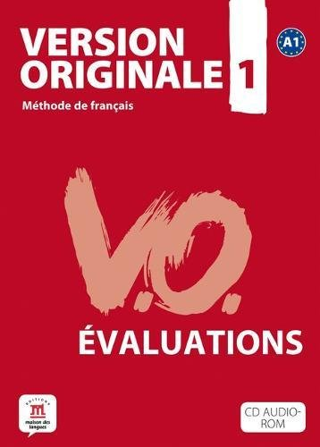 9788484438519: Version Originale A1, les evaluations VO1+CD-Rom (French Edition)