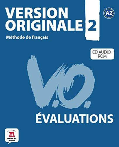 9788484438526: Version Originale: Les evaluations de Version Originale 2 + CD audio-ROM