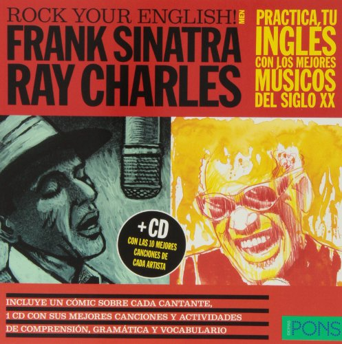 9788484438557: Rock your English! Ray Charles, Frank Sinatra (Spanish Edition)