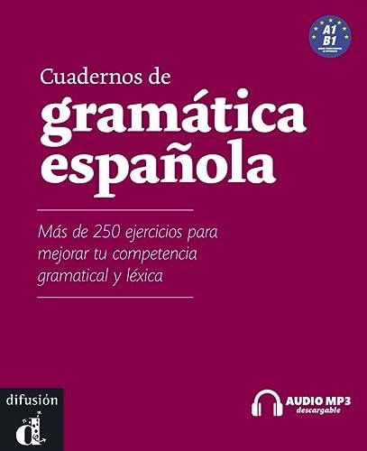 9788484438588: Cuadernos de gramatica espanola A1-B1. Libro + CD audio (Ele- Texto Espanol) (Spanish Edition)