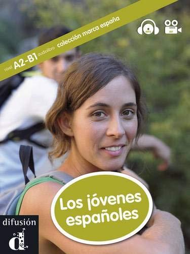 9788484438625: Marca España. Los jóvenes españoles - Libro + CD + DVD (Ele - Marca España)