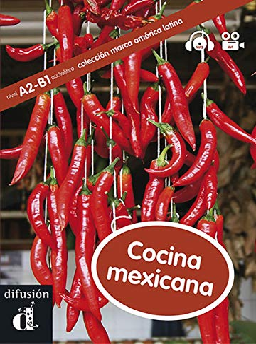 9788484438663: Marca América Latina. Cocina mexicana - Libro + CD + DVD (Ele - Marca America Latina)