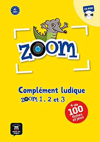 9788484438724: Zoom : complément ludique (French Edition)