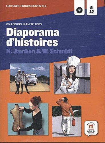 9788484438922: Collection Planète Ados. Diaporama d'histoires + CD: lecture + CD (Fle - Planete Ados)